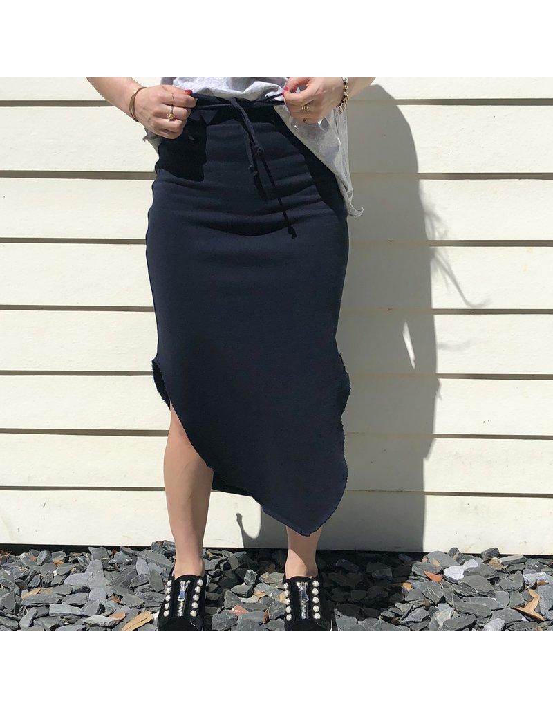 TEE LAB Long Fleece Skirt - British Royal Navy