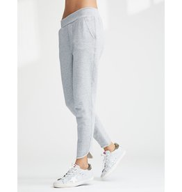 TEE LAB The Trouser Sweatpant - Gray Melange