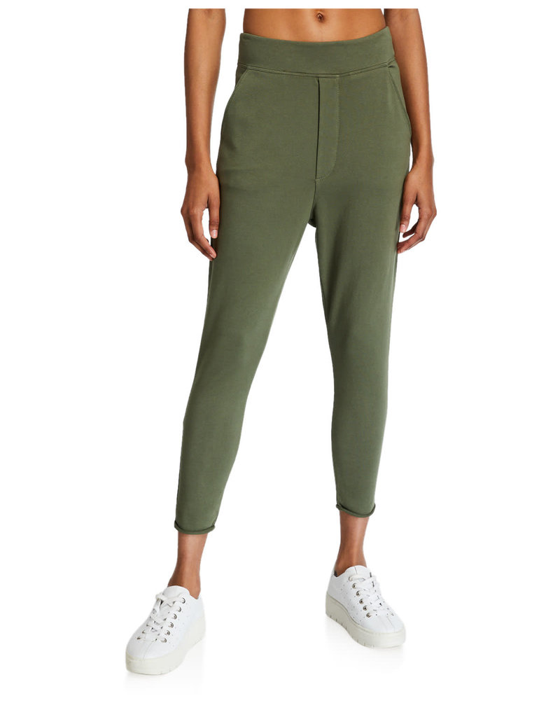 TEE LAB The Trouser Jogger - British Army Green