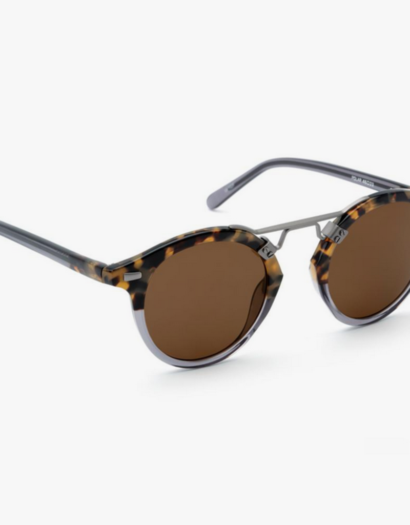 KREWE St. Louis - Blonde Tortoise to Ash Polarized
