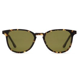 KREWE Olivier - Matte Brindle + Black Polarized
