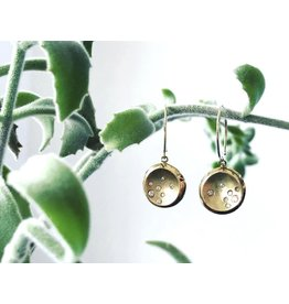 SHAESBY Luna Freeform Diamond Earring