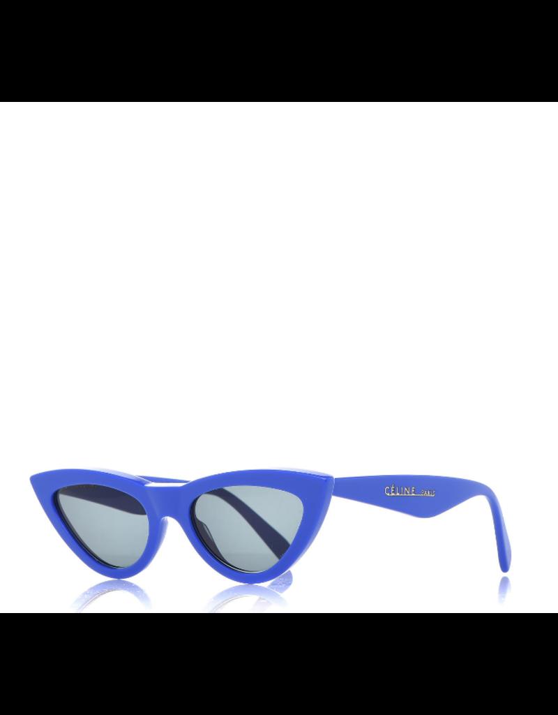 CELINE 40019I - Blue Cat Eye