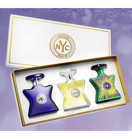 BOND NO. 9 Luxe Mens Gift 2019 Edit