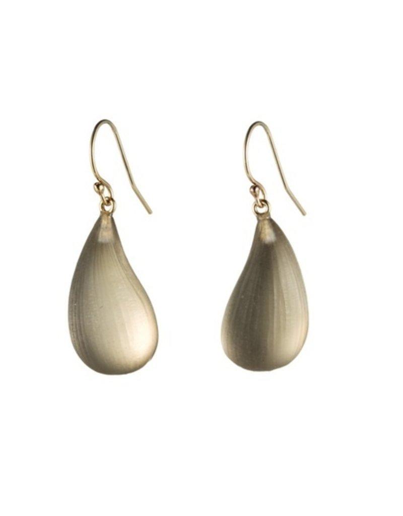 ALEXIS BITTAR Dewdrop Earring - Warm Grey