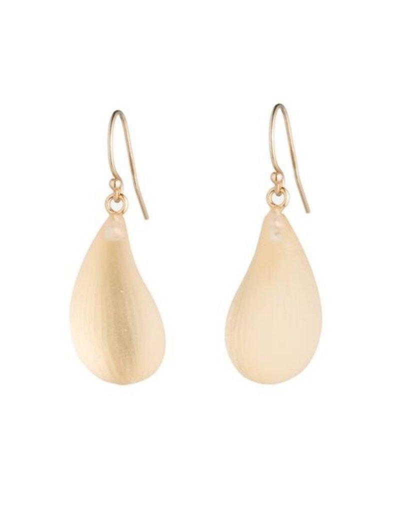 ALEXIS BITTAR Dewdrop Earrings - Gold