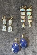 LAUREN K Tanzanite Joyce Earrings