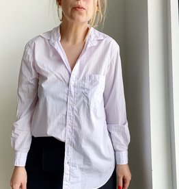 FRANK & EILEEN Joedy - Pink & Blue Thin Stripe