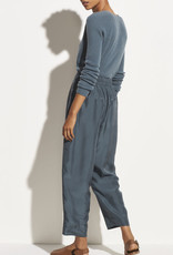 VINCE Cropped Silk Trouser