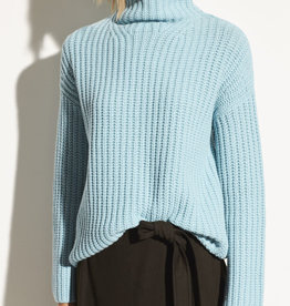 VINCE Chunky Ribbed Turtle Neck - Aria