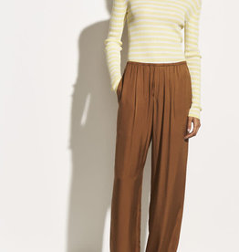 VINCE Silky Pull On Pant - Palo Santo