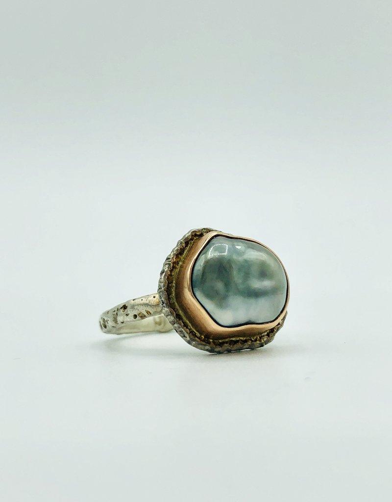 JAMIE JOSEPH Tahitian Pearl Ring