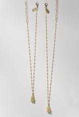 """SENNOD Hayden Vignette Chain - Gold 18"""""""