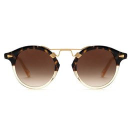 KREWE St. Louis - Blonde Tortoise to Champagne 24K