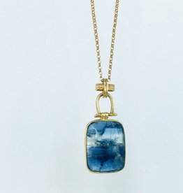 SENNOD Kyanite Necklace