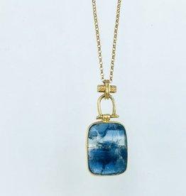 SENNOD Kyanite Necklace