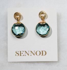 SENNOD TRUNK SHOW Mod Spring Quartz with Remy Circlet Earring