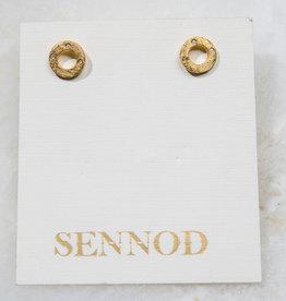 SENNOD TRUNK SHOW Remy Circlet Post Earrings