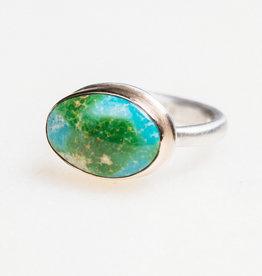 JAMIE JOSEPH Sonoran Gold Turquoise Ring