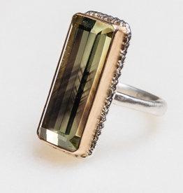 JAMIE JOSEPH Bi-color Quartz Ring
