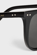 CELINE 40138 Men's Rounded Frame - Black