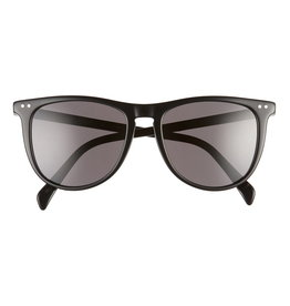 CELINE 40138 Men's Rounded Frame - Black