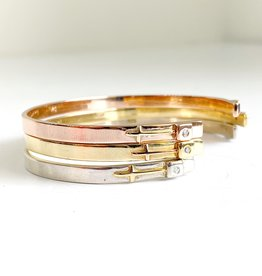 SHANNON JOHNSON Rose Gold Petite Cuff