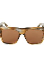 CELINE 4056 Rectangle - Brown Tweed