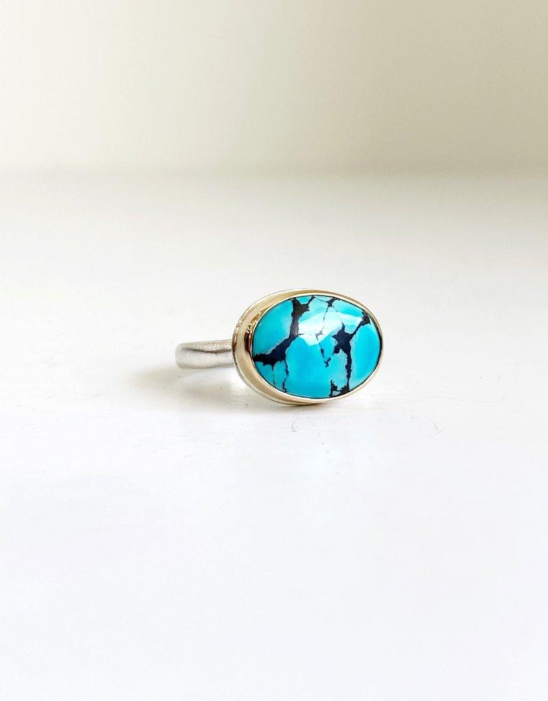 JAMIE JOSEPH Hubei Turquoise Ring