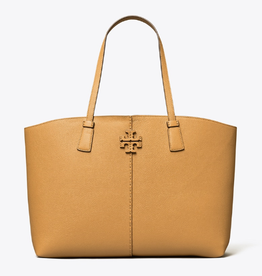 TORY BURCH McGraw Tote - Tiramisu