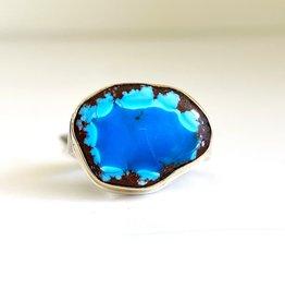 JAMIE JOSEPH Kazakhstani Turquoise Ring