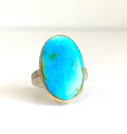 JAMIE JOSEPH Sonoran Mountain Turquoise Ring