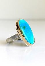 JAMIE JOSEPH Sonoran Mountain Turquoise Ring