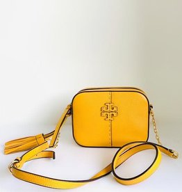 TORY BURCH Mcgraw Camera Bag - Dark Solarium
