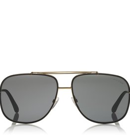 TOM FORD Benton - Black/Gold