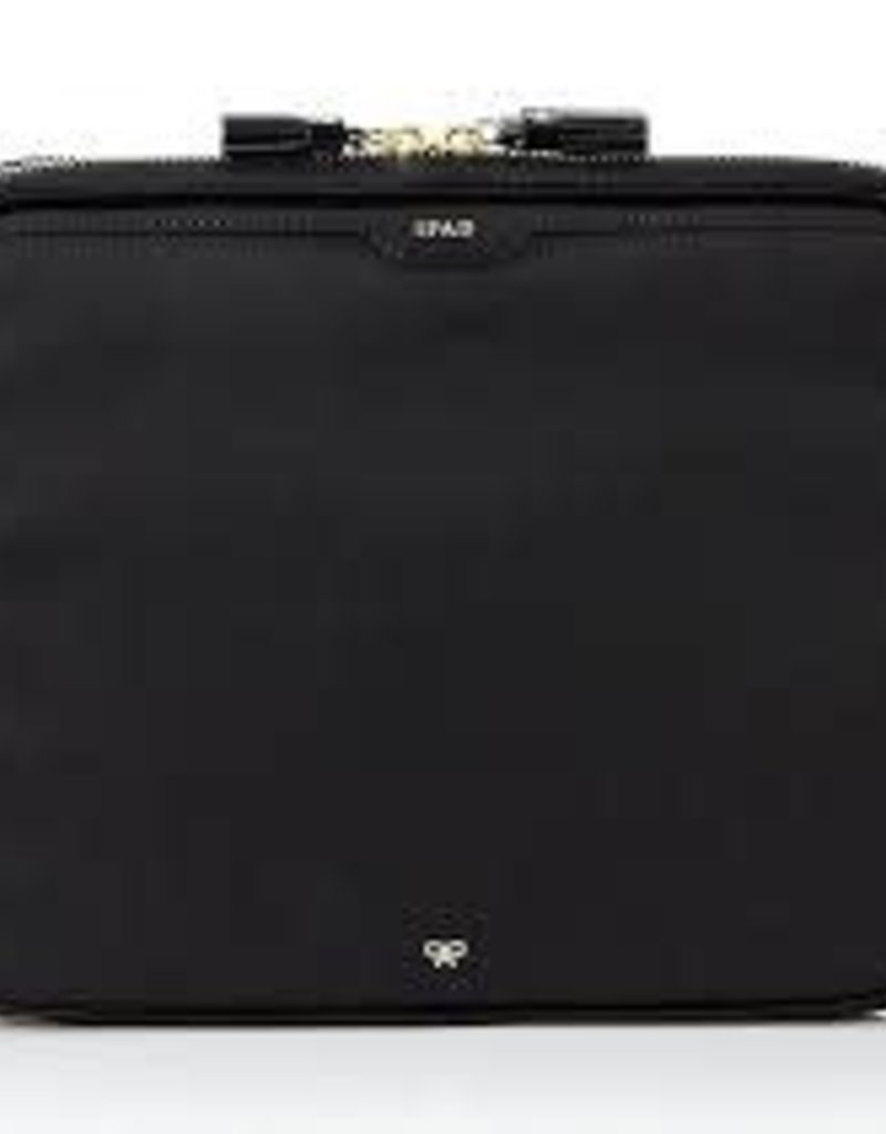 ANYA HINDMARCH Ipad Cover Black Nylon