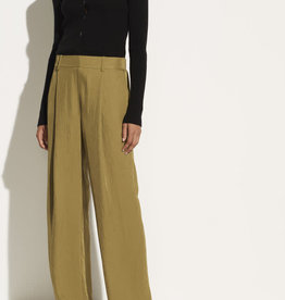 VINCE Wide Leg Pull-on Pant - Botanica