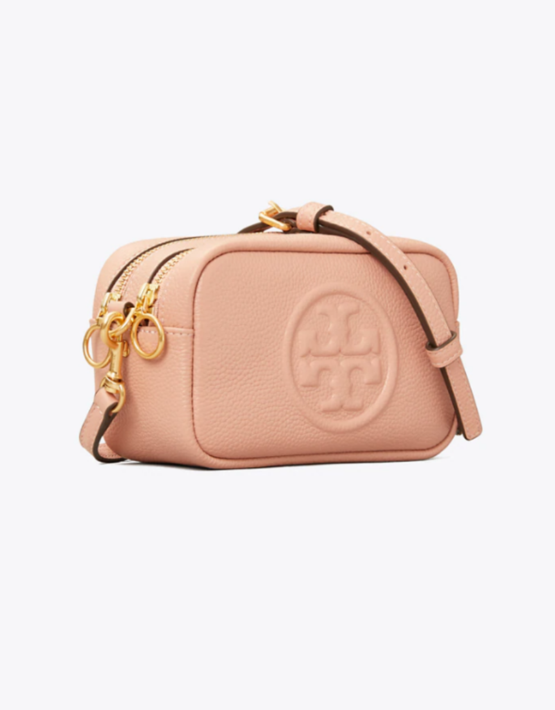 TORY BURCH Perry Bombe Mini Bag - Pink Moon