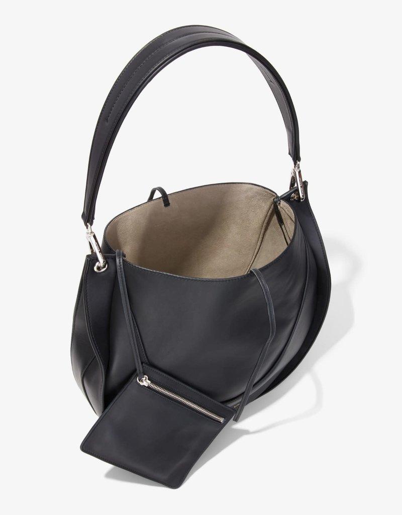 PROENZA SCHOULER Large Arch Shoulder Bag - Smooth Calf Black