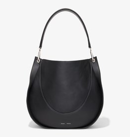 PROENZA SCHOULER Large Hobo - Smooth Calf Black