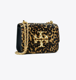 TORY BURCH Eleanor Small Convertible Shoulder Bag - Leopard