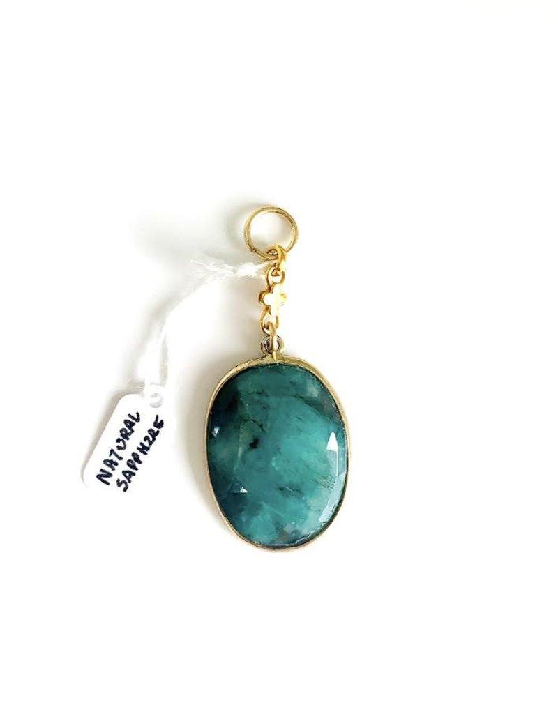 SENNOD Green Sapphire Vignette