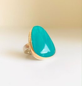 JAMIE JOSEPH Amazonite Ring