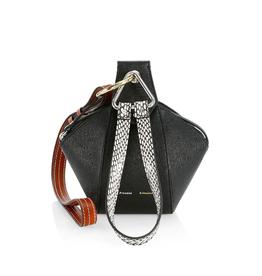 PROENZA SCHOULER Zipper Pochette - Grainy Leather