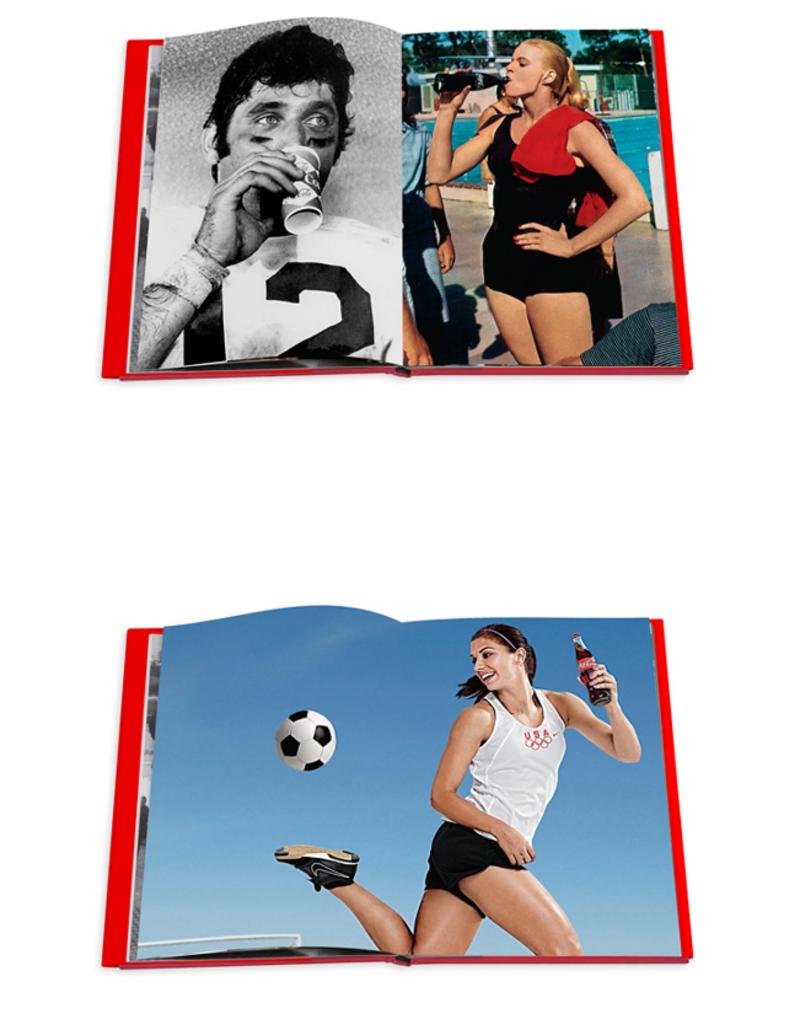 ASSOULINE Coca-Cola Set of Three: Film, Music, Sports