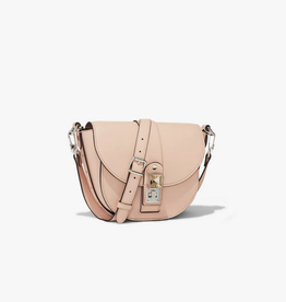 PROENZA SCHOULER PS11 Small Saddle - Smooth Leather Light Nude