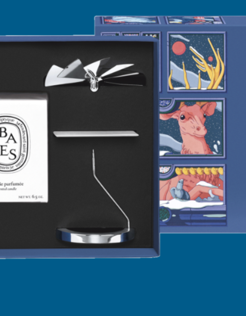 DIPTYQUE Holiday Diptyque Carrousel with Baies Candle 6.5