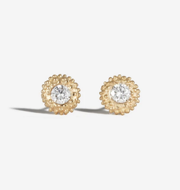 SHAESBY Diamond Urchin Stud