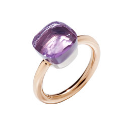 POMELLATO Rose de France Nudo Ring