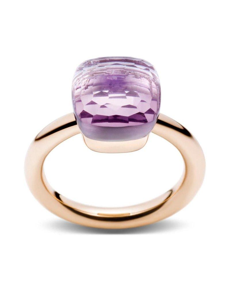 POMELLATO Rose de France Nudo Ring